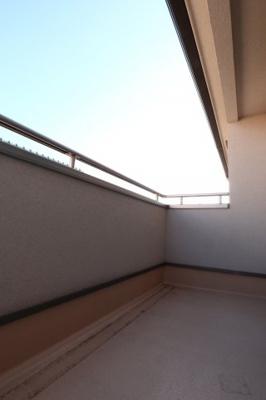 【バルコニー】プラウドシーズン神戸ジェームス山望海の街Stage25