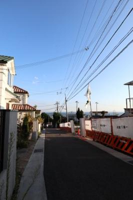 【展望】プラウドシーズン神戸ジェームス山望海の街Stage25