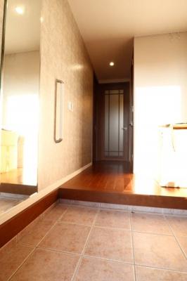【玄関】プラウドシーズン神戸ジェームス山望海の街Stage25