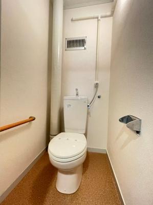 【トイレ】星陵台住宅3