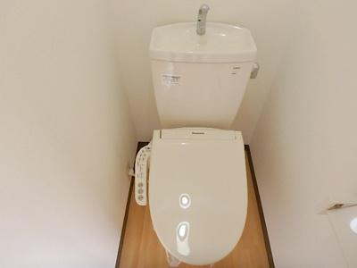 【トイレ】若葉マンション