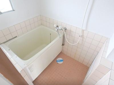 【浴室】若葉マンション