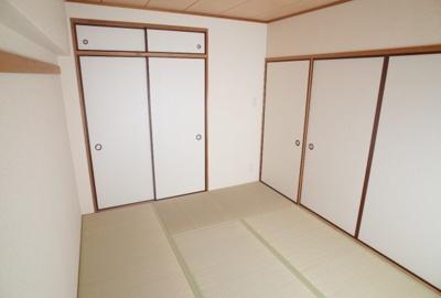 【寝室】シュロス御影