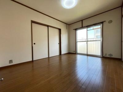 【居間・リビング】青山台住宅20号棟