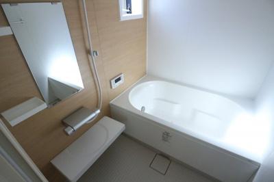 【浴室】パロス垂水旭が丘