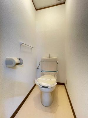 【トイレ】コーポ栄
