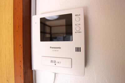 【セキュリティ】新多聞第2住宅107号棟
