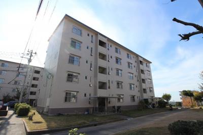 【外観】新多聞第2住宅107号棟