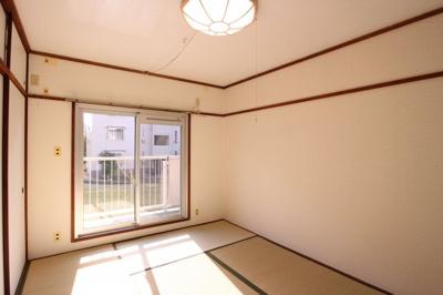 【寝室】新多聞第2住宅107号棟