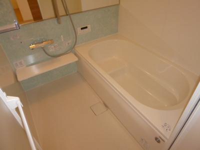 【浴室】パーク倉敷B