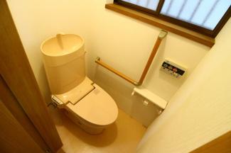 【トイレ】上高丸1丁目戸建