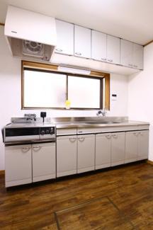 【キッチン】上高丸1丁目戸建