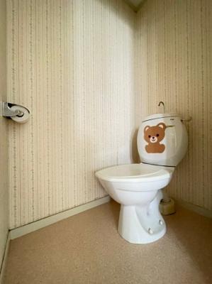 【トイレ】潮見が丘ハイツ