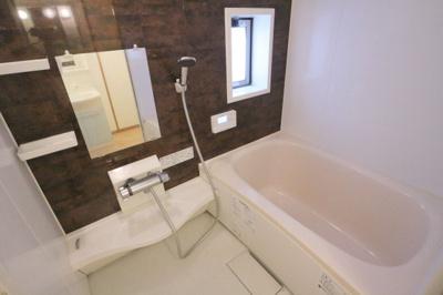 【浴室】クレールベルヴィル立花