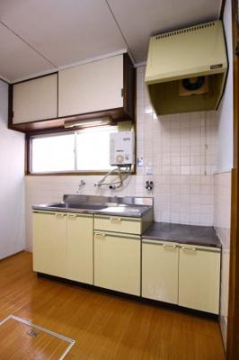 【キッチン】舞子台1丁目戸建