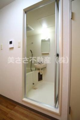 【浴室】ウィング散田
