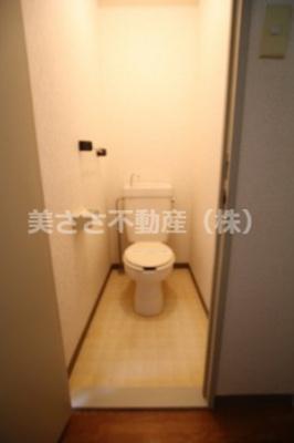 【トイレ】ウィング散田