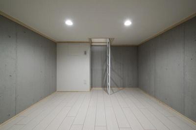 【寝室】グランヒル文庫の森
