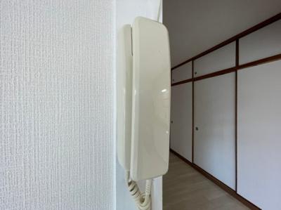 【セキュリティ】塩屋住宅3号棟