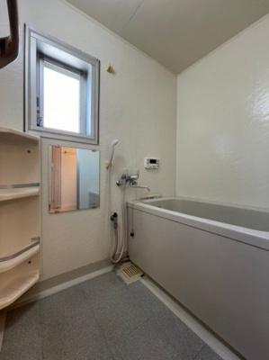 【浴室】塩屋住宅3号棟