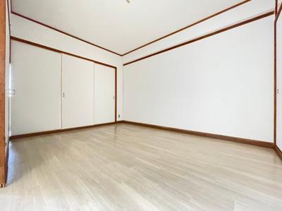 【寝室】塩屋住宅3号棟