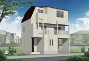 北区志茂2丁目 新築戸建の画像