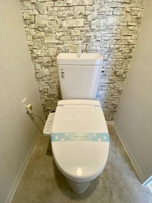 【トイレ】シィダ―ヴィレッジ
