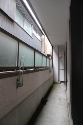 【バルコニー】ニューナイスマンション