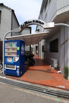 【エントランス】サンパレス21西神戸