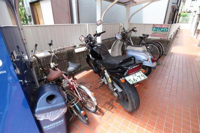 【駐車場】サンパレス21西神戸