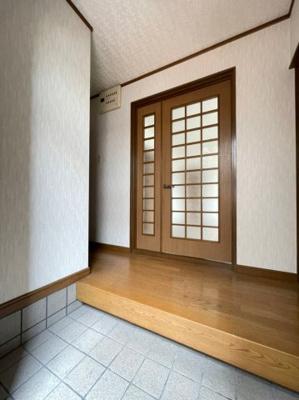 【玄関】ハイツ星陵台
