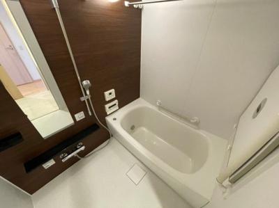 【浴室】ワコーレ舞子グランテラス