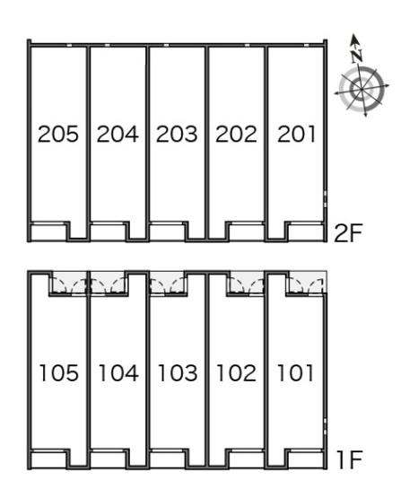 【地図】ビレッジパル