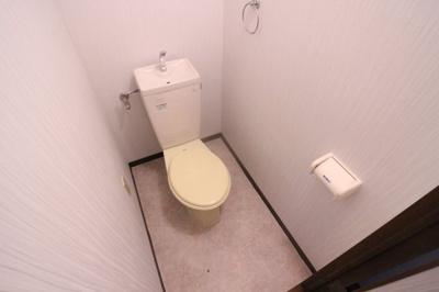 【トイレ】大手町8丁目貸家
