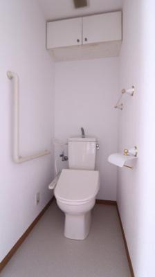 【トイレ】リブコートフェリス須磨山手台