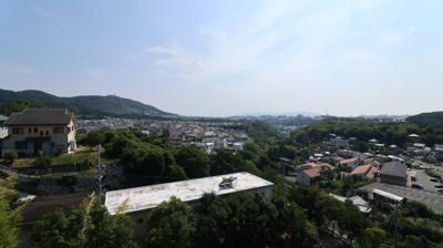 【展望】リブコートフェリス須磨山手台