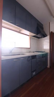 【キッチン】リブコートフェリス須磨山手台