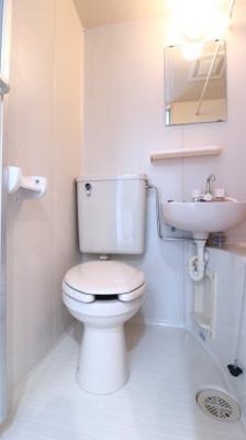【トイレ】フルール須磨離宮