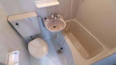 【浴室】フルール須磨離宮