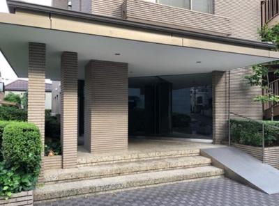 【エントランス】テラス広尾