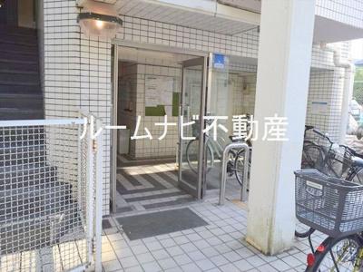 【エントランス】トップ蓮根