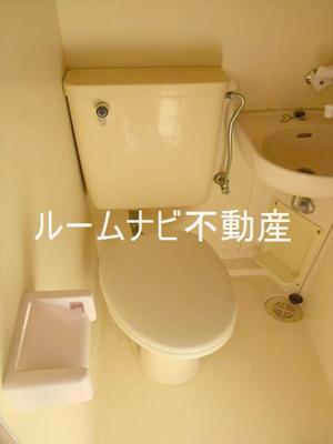 【トイレ】トップ蓮根