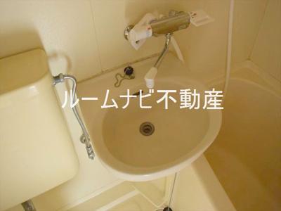 【洗面所】トップ蓮根