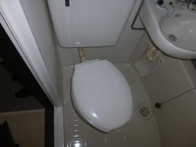 【トイレ】リベルテ東向島