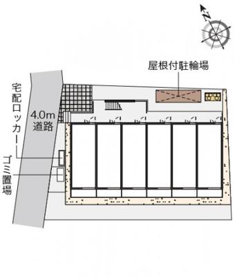 【区画図】ミランダYIⅡ