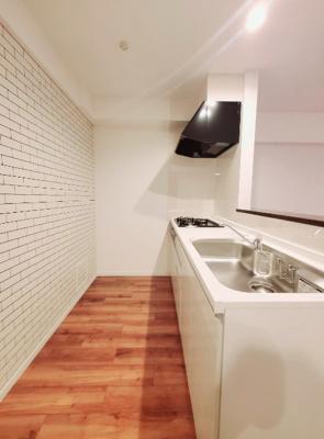 【キッチン】シティハイツ森小路2号棟
