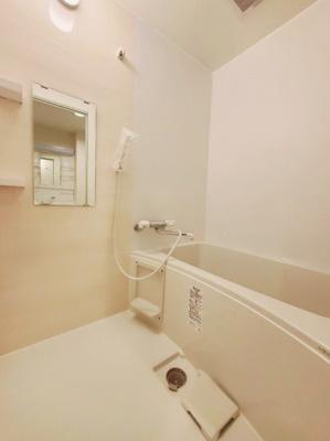 【浴室】シティハイツ森小路2号棟