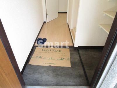 【玄関】パルマンション