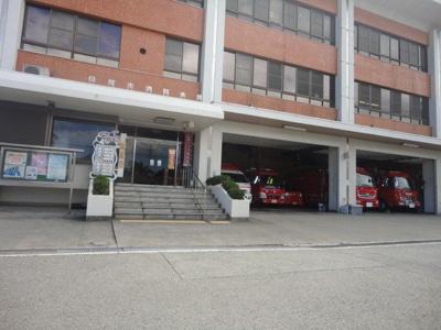 貝塚市消防署まで686m