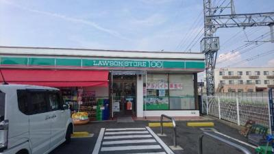 STORE100二色浜駅前店まで545m
